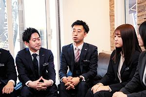株式会社パナホーム愛岐の社員01